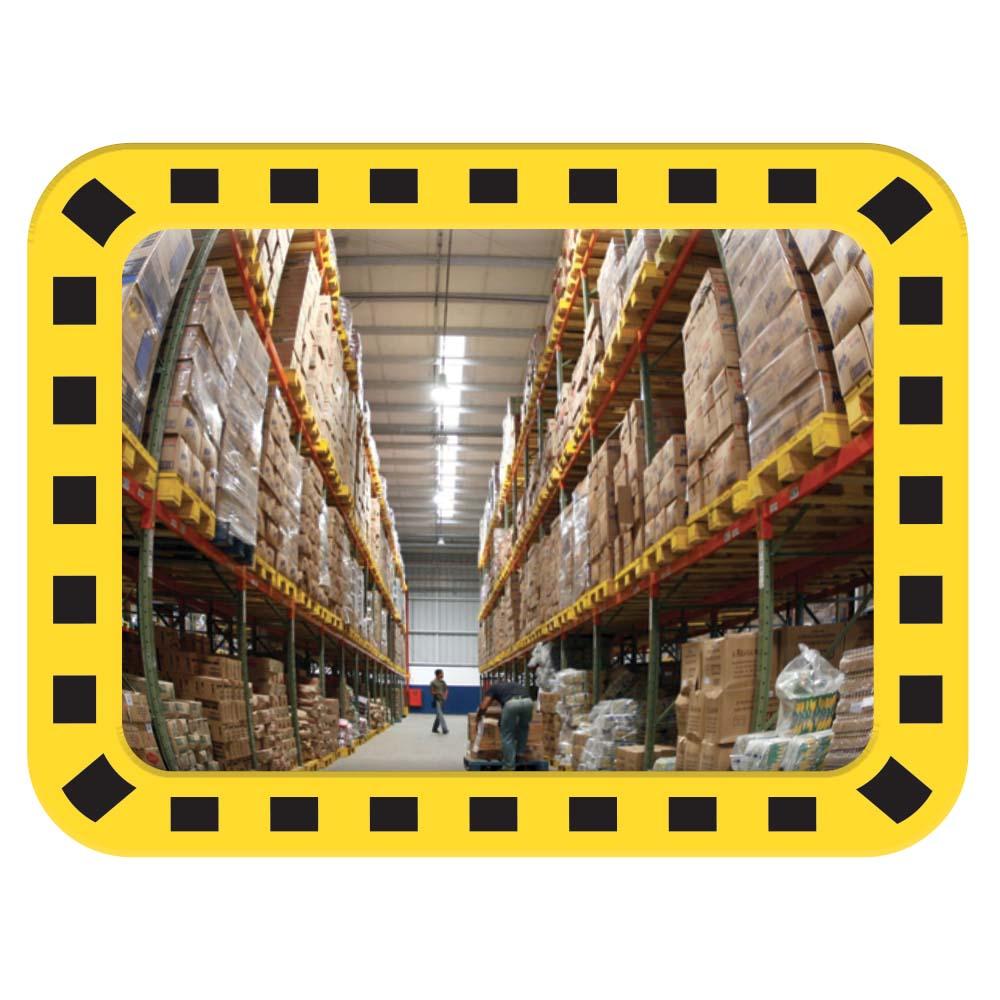 SecurMIRROR ® - Specchi Industriali Rettangolari